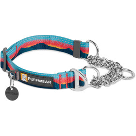 Ruffwear Chain Reaction Kraag, sunset